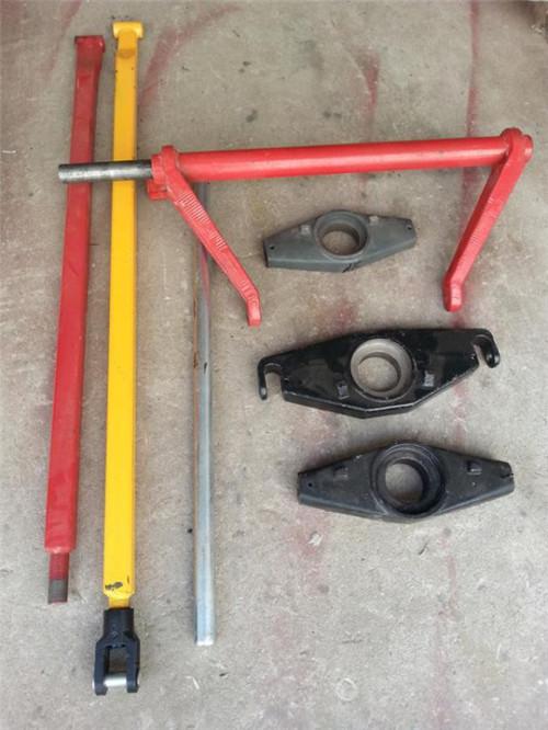 液压车推杆、杠杆架、支撑板