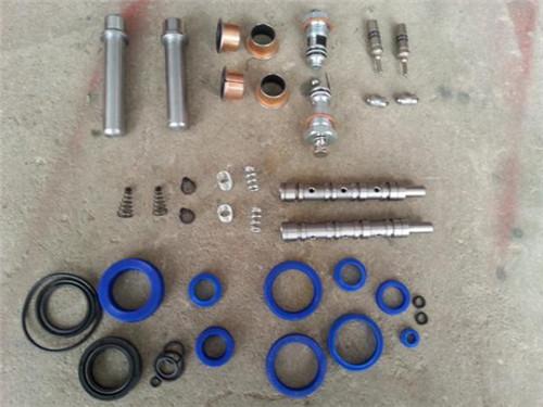 液压车阀体、弹簧、密封圈